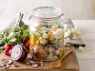 Lock-eat: Canning, preserving & serving Jar  The ultimate